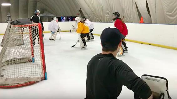 Monday Night Goalie Power Skating & Skills Development Clinic